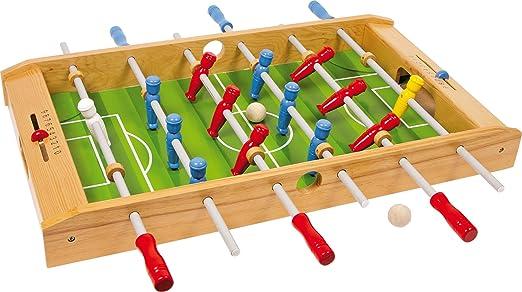 Small Foot Company 1537 - Futbolín [Importado de Alemania]: Amazon.es: Juguetes y juegos