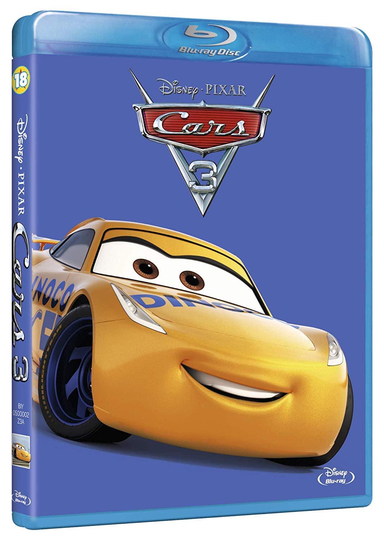 Cars 3 (Special Pack) [Italia] [Blu-ray]: Amazon.es: Brian Fee ...