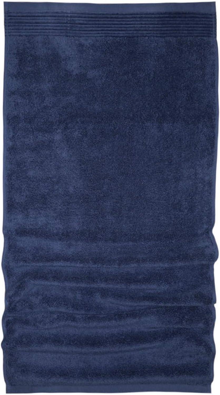 Linnea Serviette de Toilette 50x100 cm Juliet Bleu 520 g//m2