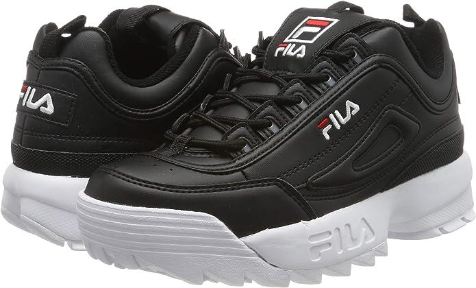 Fila Disruptor Low WMN, Sneakers Basses Femme:
