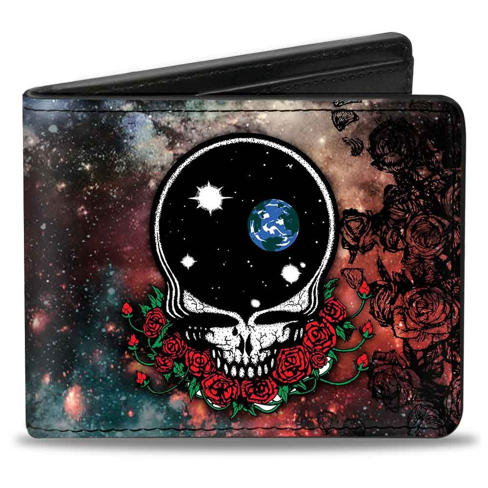 Buckle-Down Bifold Wallet Grateful Dead PUW-GDG
