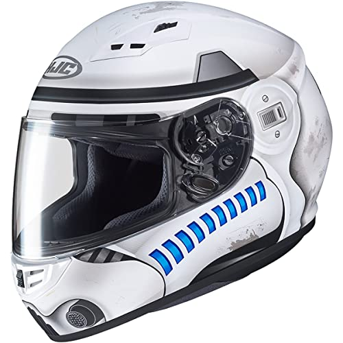 HJC CS-R3 Helmet - Stormtrooper (X-LARGE) (WHITE)