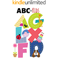 ABC For Kids: Book for Ages 1-6 for Kids, Toddlers, Boys, Girls, Kids, preschool&Kindergarten, Picture Book, Activities Book (English Edition)