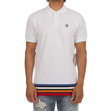 e90e46b5b Amazon.com: Billionaire Boys Club BB Wonka Short Sleeve Polo in Black &  White 891-2307: Clothing