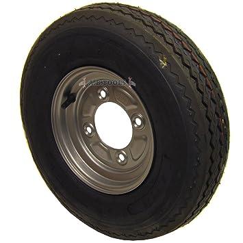 """Rueda y neumático para remolque Erde, Daxara 400x8"""" ..."""