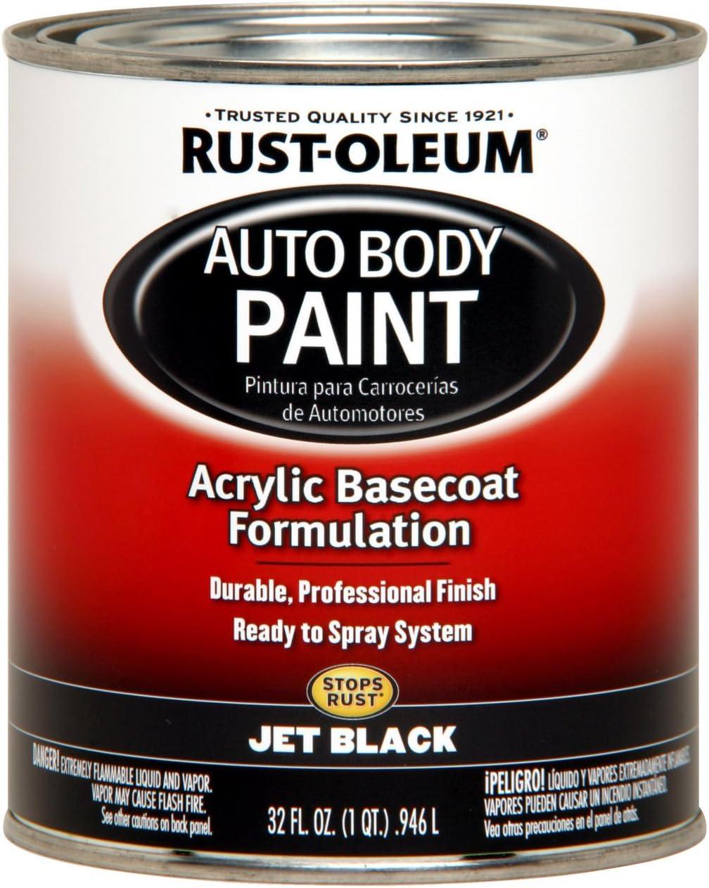 Rust-Oleum Automotive 32-Ounce Autobody Paint Quart