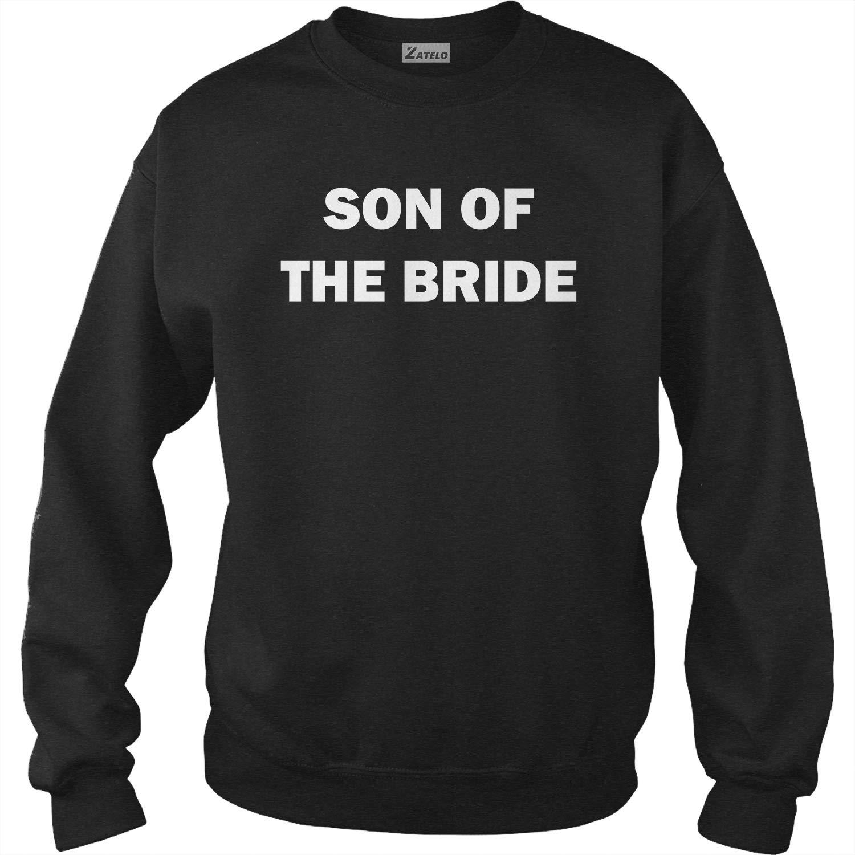 Zatelo Son of The Bride T-Shirt