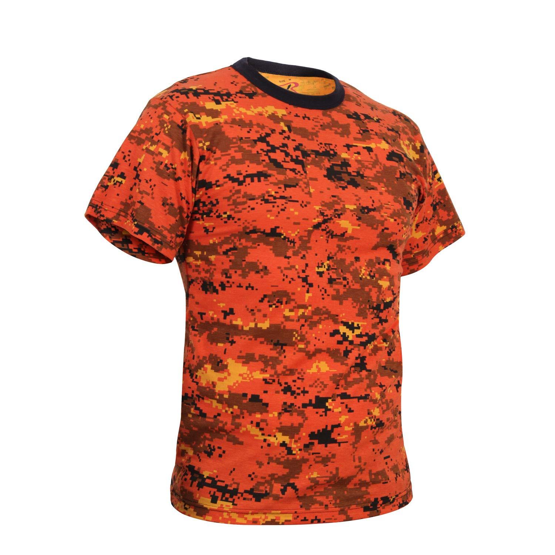 d065e892 Amazon.com: Rothco T-Shirt: Sports & Outdoors