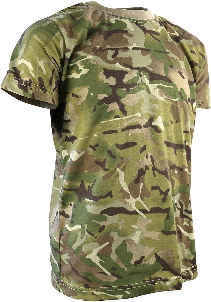 KOMBAT BTP Esercito Militare Per Bambini 11-12 anni Pantaloni camouflage CONSEGNA GRATUITA