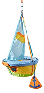 HABA Ship Ahoy Swing Ride-On