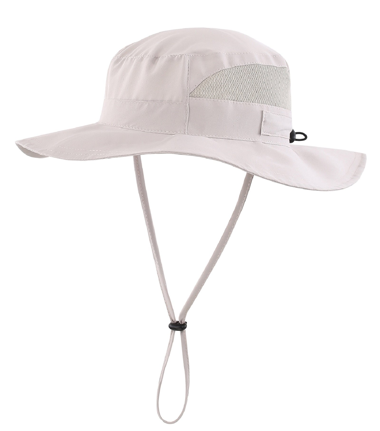 Connectyle Toddler Kids UPF 50+ Mesh Safari Sun Hat UV Sun Protection Hat Summer Daily Bucket Hat