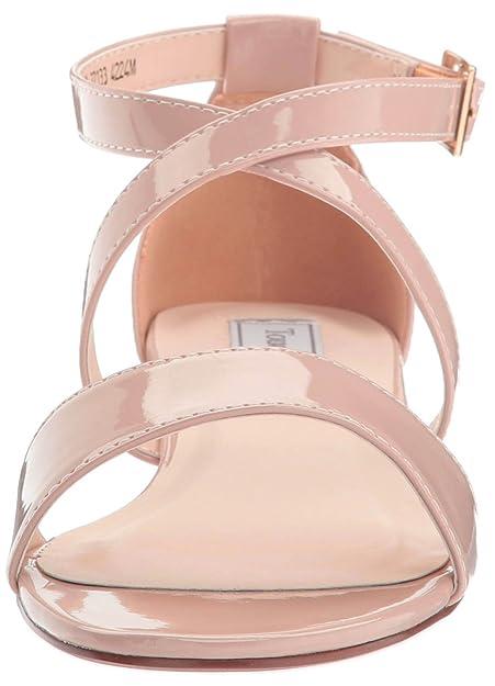492c9d2dcc Amazon.com   Touch Ups Women's Shyla Platform Dress Sandal   Sandals