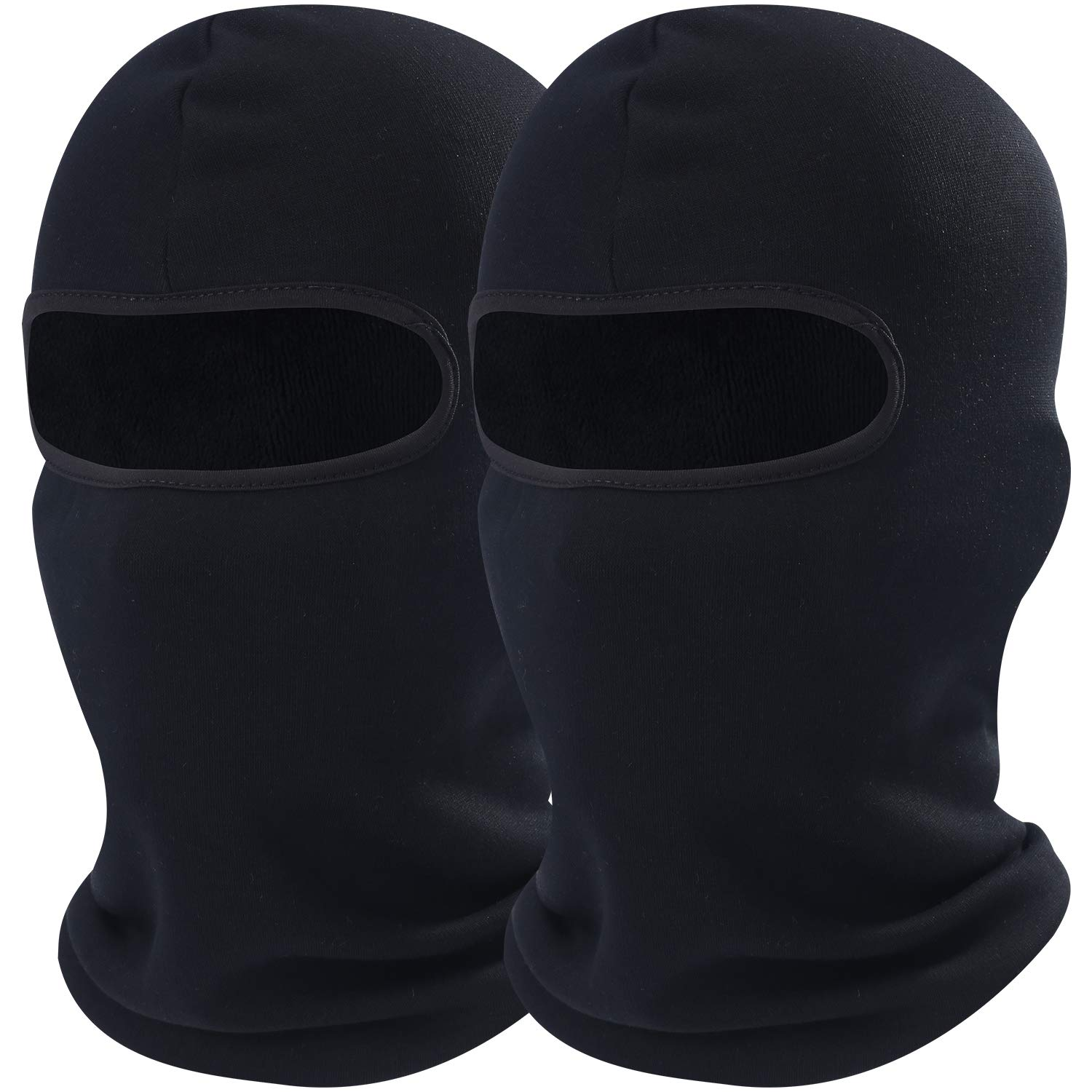 AXBXCX 4 Pack or 2 Pack - Motorcycle Balaclava Face Mask Protection for Summer/Winter Many Activities