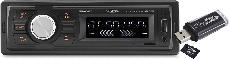 Caliber RMD030BT 1Din Car Radio With Bluetooth