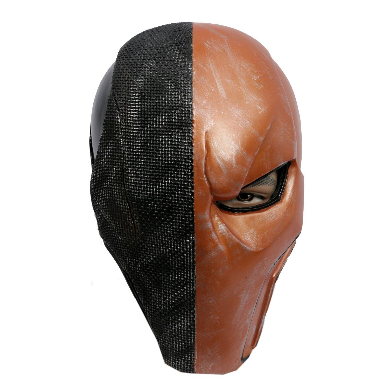 Deathstroke Helmet Injustice Gods among Us CosplayCostume Props Full Mask Xcoser