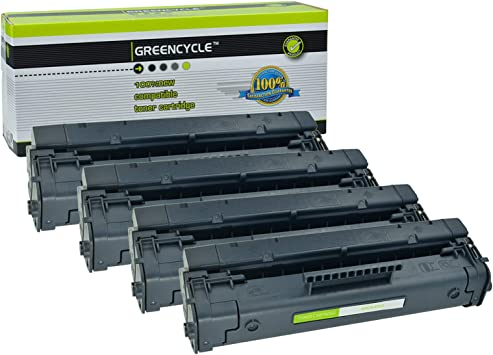 Black, 2-Pack SuperInk Compatible Toner Cartridge Replacement for HP 92A C4092A to use with Laserjet 1100 1100a 3200 3200se 1100ase 1100axi 1100se 1100xi
