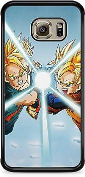 Coque pour Samsung Galaxy S8 Plus (Grand Ecran) Dragon Ball Z ...
