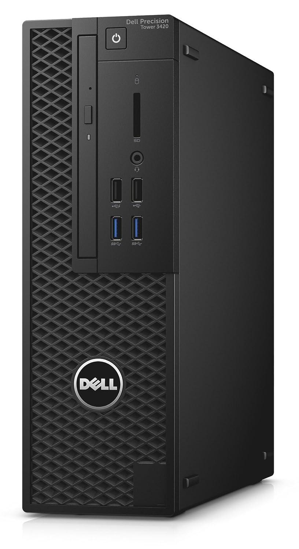 Dell Precision T3420, 3,6 GHz, 7ª generación de procesadores Intel Core i7, 8 GB, 1000 GB, DVD RW, Windows 10 Pro: Dell: Amazon.es: Informática