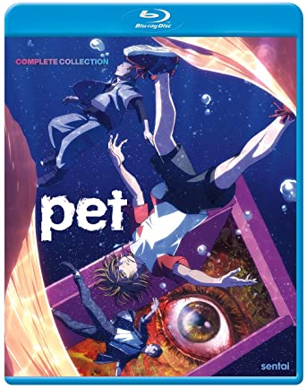 Poster. PET: Complete Collection