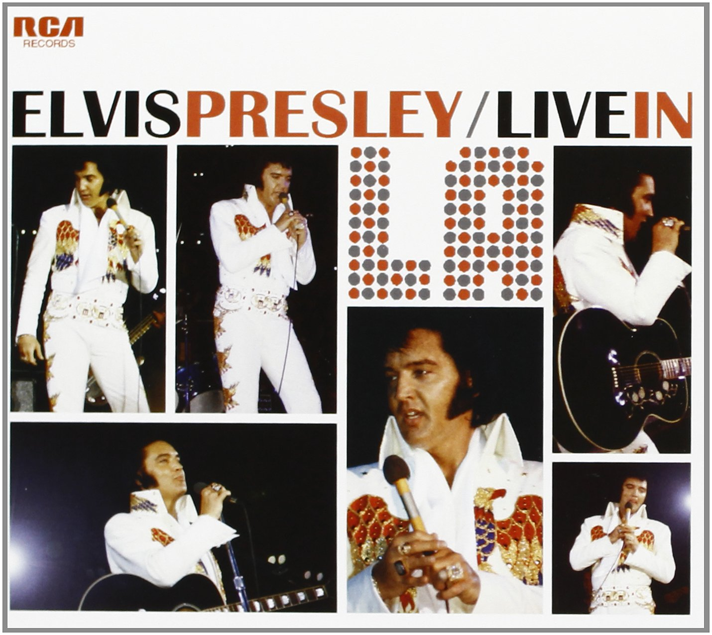 Live in L.A. by Sony Music