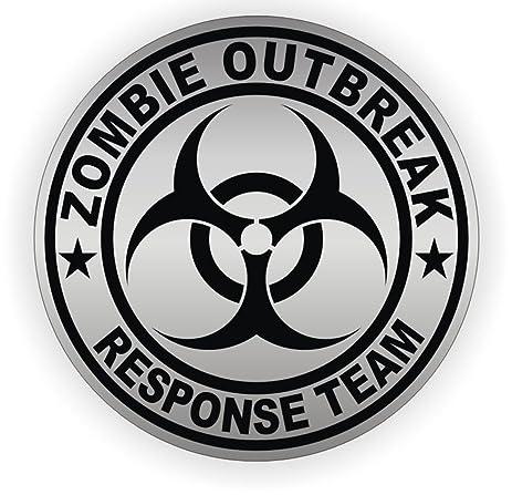 Amazon 1 Pc Foremost Popular Zombie Outbreak Response Team Car