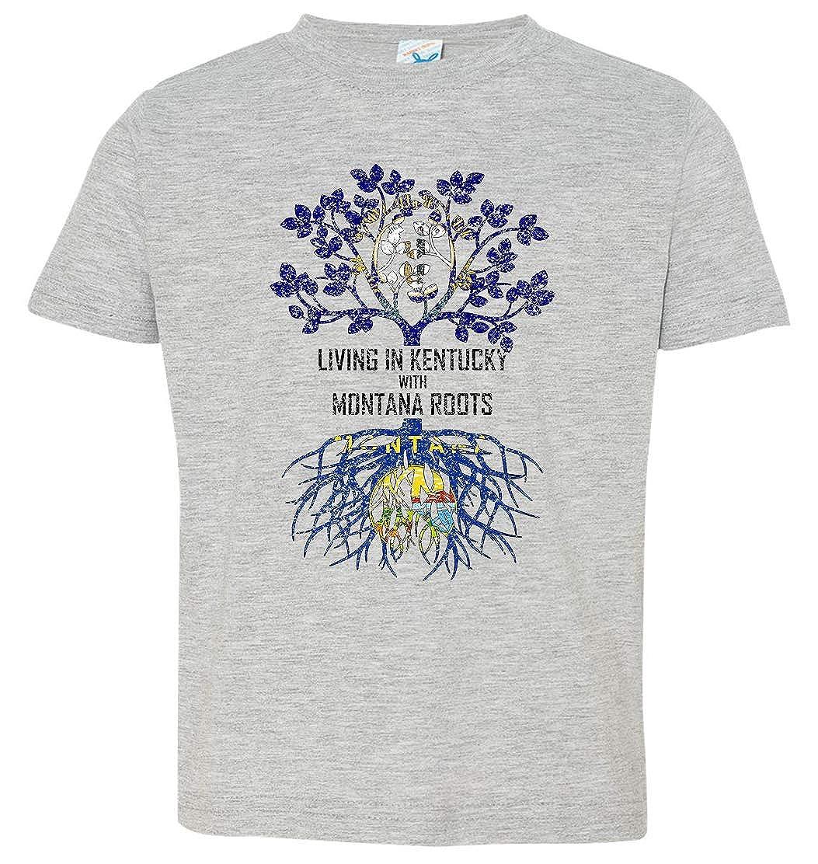 Tenacitee Babys Living in Kentucky Montana Roots Shirt
