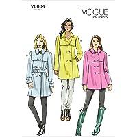 Vogue Patterns V8884 - Patrones de Costura