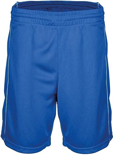 ProAct PA161-Pantalones cortos de baloncesto para niños Azul ...