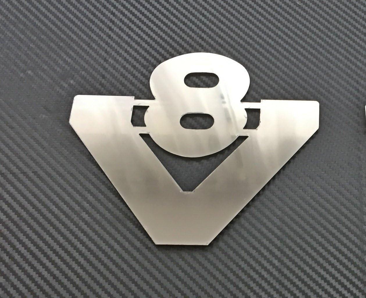 Black 1 PC For Scania Griffin Badge 80mm 1401610 GRIFFIN V8 TOPL Truck Logo Custom Grille Badge With Orange LED Lighting Up Emblem
