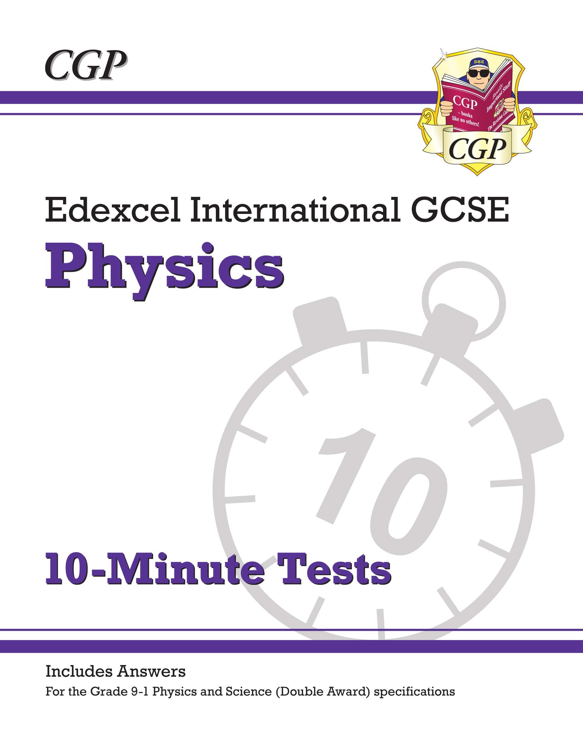 New Grade 9-1 Edexcel International GCSE Physics: 10-Minute