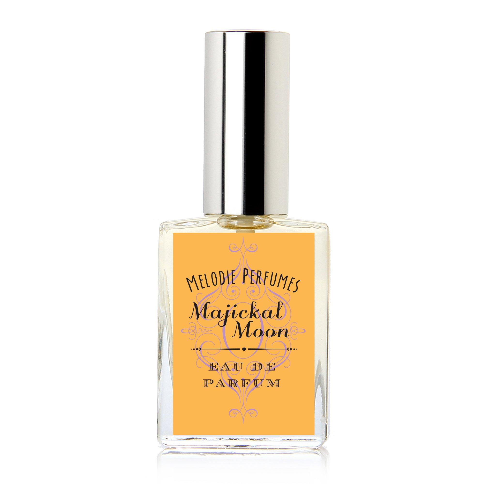 Melodie Perfumes Majickal Moon Pumpkin Lavender perfume for women. Magical Lavender herbal women's fragrance 15 ml.