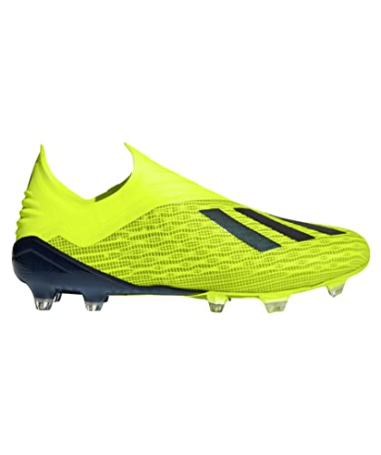 best loved 1b92f 4c960 Adidas Mens X 18+ Fg SyelloCblackFtwwht Football Boots-9 UK