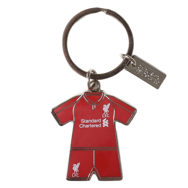 Liverpool FC Kit Keyring 18/19 LFC Official
