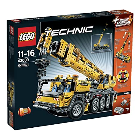 genuine shoes buy good super popular LEGO 42009 Technic MK II, Gru Mobile