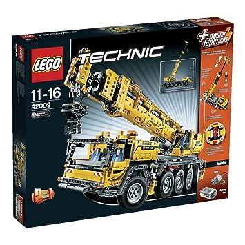 Lego Technic 42009 Mobile Crane Mk Ii Amazoncouk Toys Games