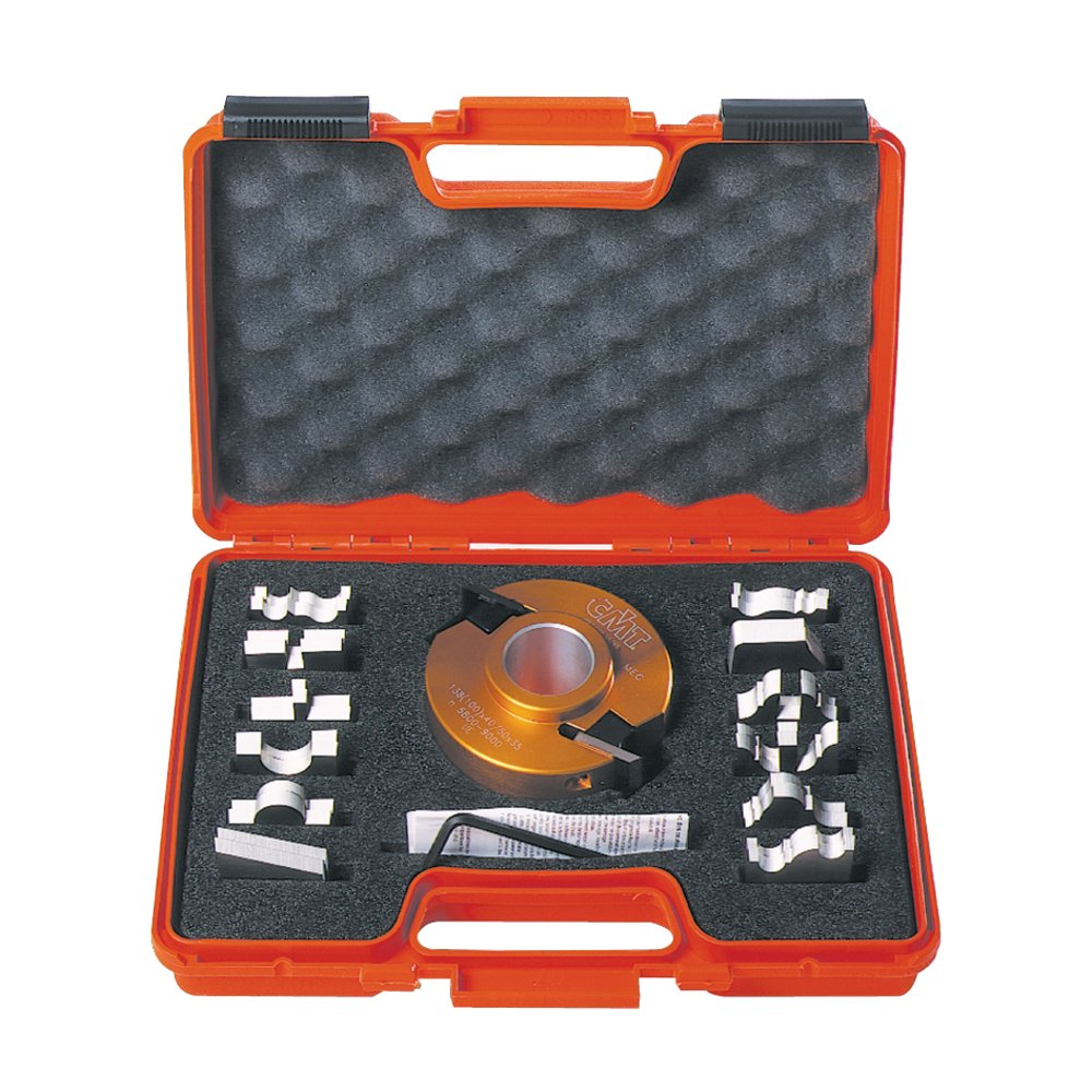 CMT 692.013.10 Cabinet /& Joinery Set 4-Inch Diameter 1-Inch Bore