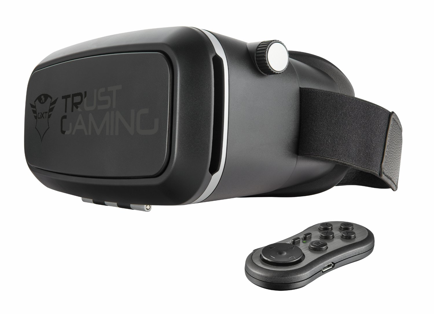5af65a62f Trust 21322 GXT 720 Virtual Reality Glasses for Smartphone, Black ...