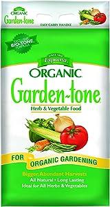 Espoma GT18 Garden Tone, 18-Pound