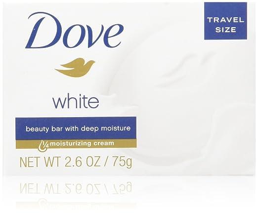 Dove Beauty Bar, White 2.6 oz, 36 Bar