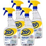Zep Antibacterial Disinfectant Spray With Lemon 32 Ounce ZUBAC324 (Case of 4) Disinfects, cleans and deodorizes most surfaces