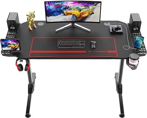 Vitesse 55 inch Gaming Desk