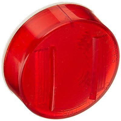 "Grote 46132 Red SuperNova 2"" LED Clearance Marker Light: Automotive"