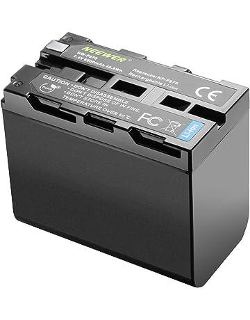 de CA y batería para Canon PowerShot A2600 500mAh Paquete