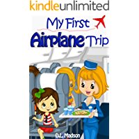 My First Airplane Trip (English Edition)