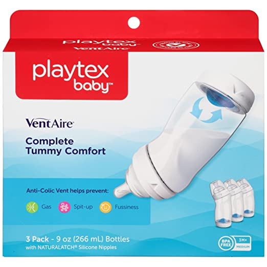 Playtex Anti-Colic Baby Bottle