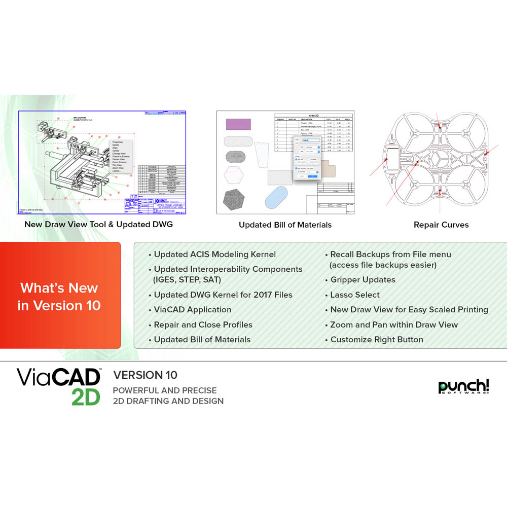 Punch Viacad 2d V10 For Mac Download Software Electrical Schematic Cad