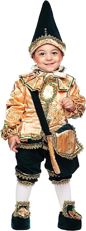 Disfraz MARIONETA PINOCHO BEB Vestido Fiesta de Carnaval Fancy ...