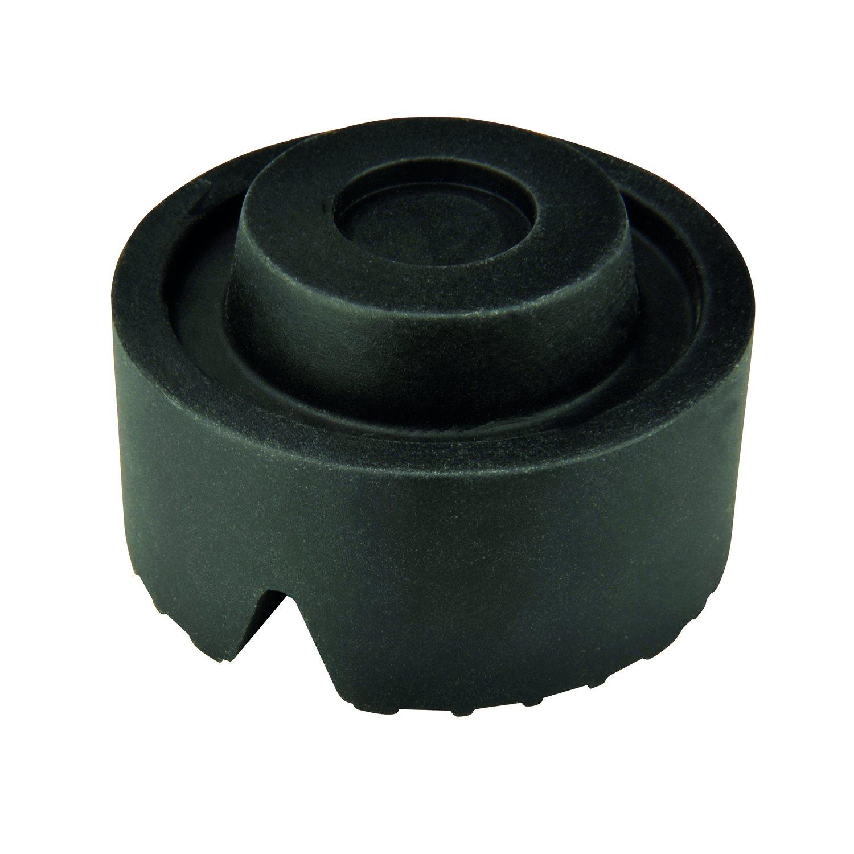 Capacidad de 2 toneladas- 1 par Revestimiento de Goma Universal para hidr/áulico y Gato /& Basics Cartrend 144000 de Acero Gatos estabilizadores