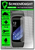 ScreenKnight Samsung Galaxy Gear Fit 2 Front Invisible Shield Screen Protector