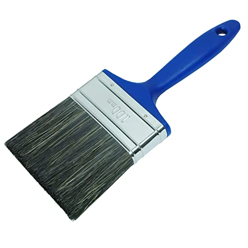 Faithfull 100mm/ 4-inch Shed and Fence Brush